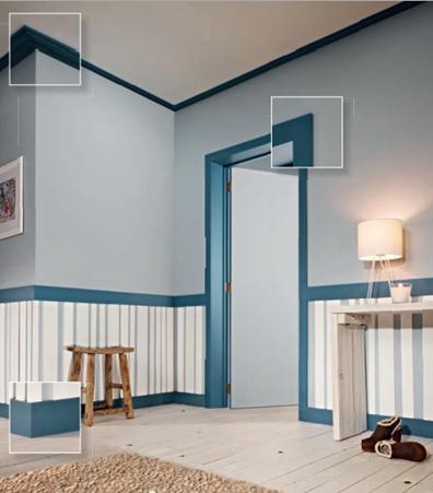 Decoracion mueble sofa decoracion de techos con molduras - Techos modernos ...